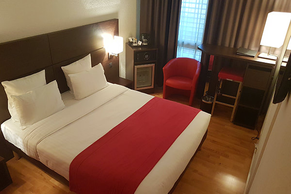 Double Room at Nash Airport Hotel, Geneva